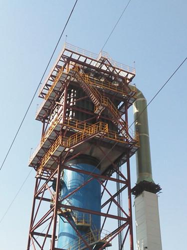 XAJS70MW燃煤锅炉湿式电除尘