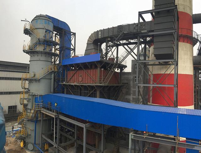 JNLS炭素烟气脱硫