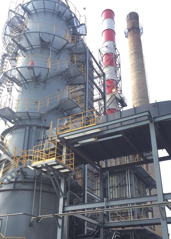 炭素煅烧炉烟气脱硫