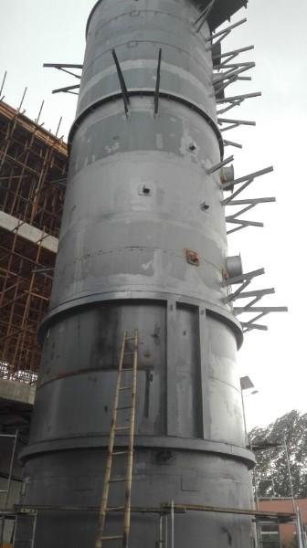 生物质锅炉烟气脱硫