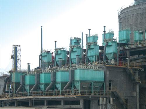LPF系列气箱脉冲袋式除尘器