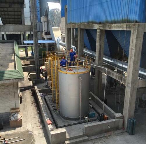 锅炉低氮SNCR脱硝工程
