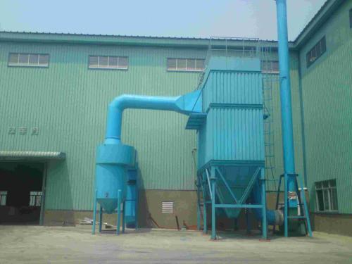 6吨煤炭锅炉除尘器