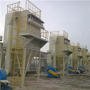 8吨煤炭锅炉除尘器