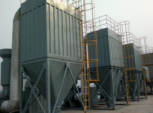1吨生物质锅炉除尘器