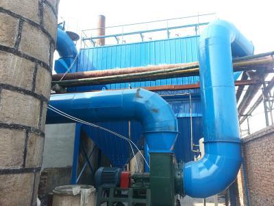 1吨锅炉收尘器