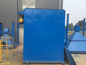 1吨生物质锅炉收尘器
