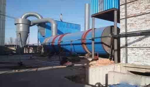2吨锅炉收尘器