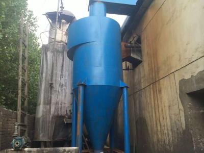 2吨煤炭锅炉收尘器