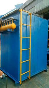 2吨生物质锅炉收尘器