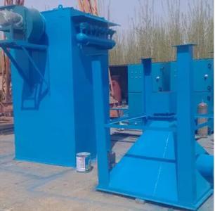 4吨锅炉收尘器