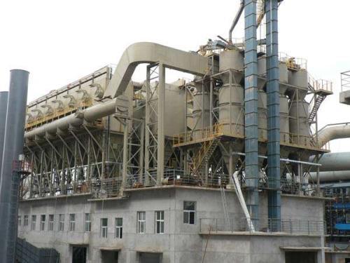 4吨煤炭锅炉收尘器