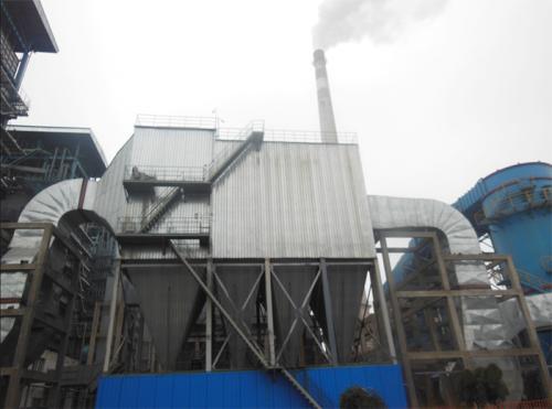 6吨锅炉收尘器