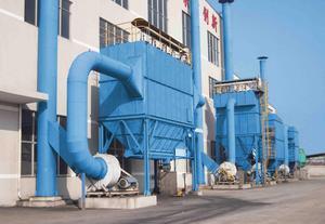 6吨生物质锅炉收尘器