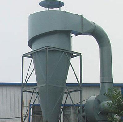 8吨煤炭锅炉收尘器