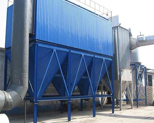 10吨锅炉收尘器
