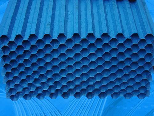 蜂窝式湿式电除尘