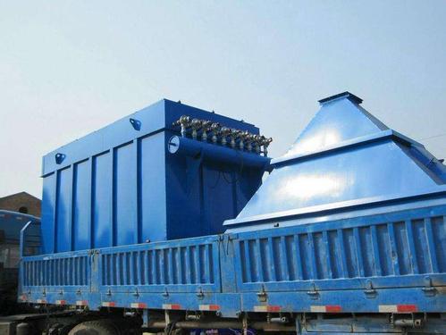 1吨生物质锅炉除尘