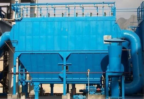 4吨生物质锅炉除尘