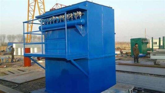 5吨生物质锅炉除尘