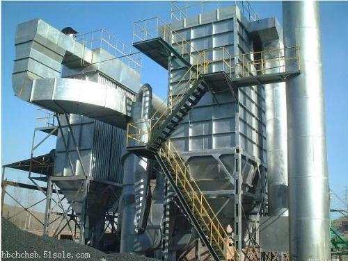 6吨煤炭锅炉除尘