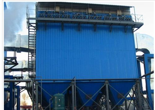 7吨煤炭锅炉除尘