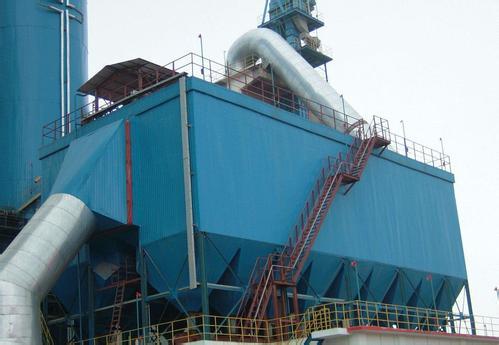 7吨生物质锅炉除尘
