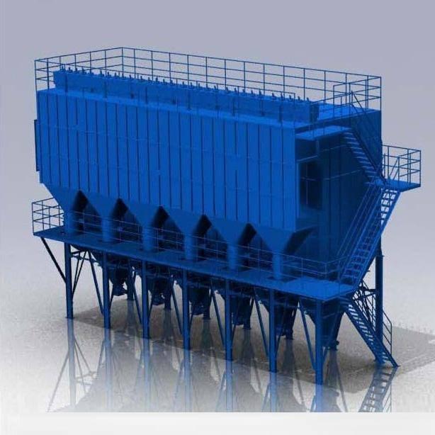 8吨生物质锅炉除尘