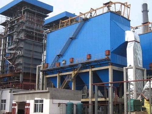9吨生物质锅炉除尘