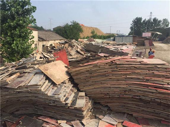 武汉废旧木材回收