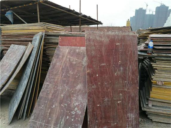 武汉废旧模板回收