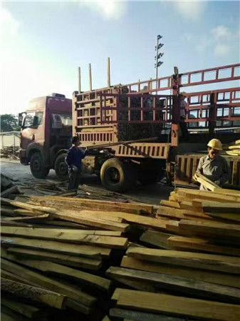 武汉建筑木材回收