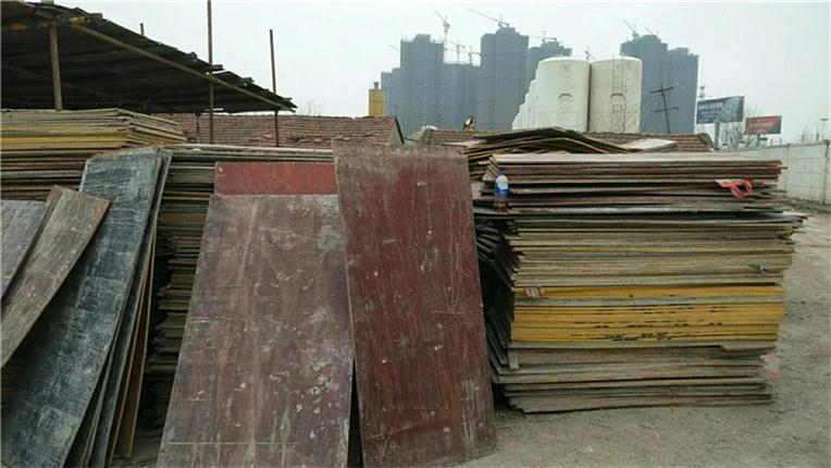 武汉二手模板回收