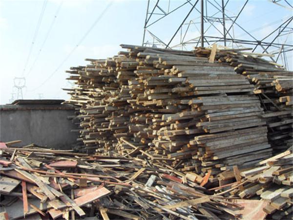 十堰武汉建筑木料回收