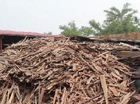 荆州武汉二手杂木回收