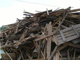 武汉废旧杂木回收