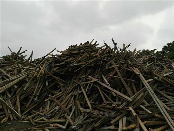宜昌收购废旧木材