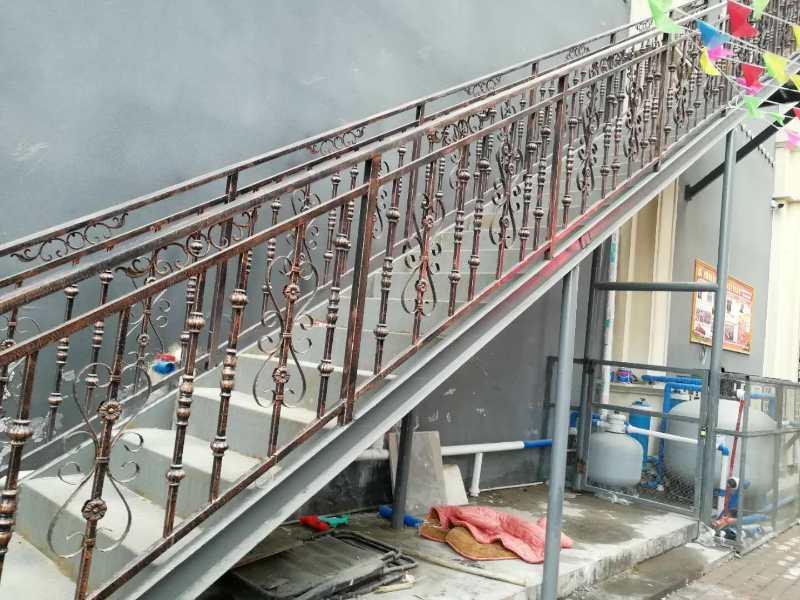 安顺不锈钢楼梯护栏