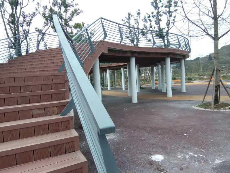 遵义锌钢护栏―不锈钢桥梁护栏
