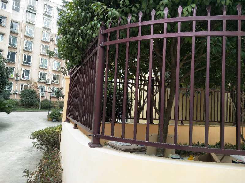 贵阳木质护栏