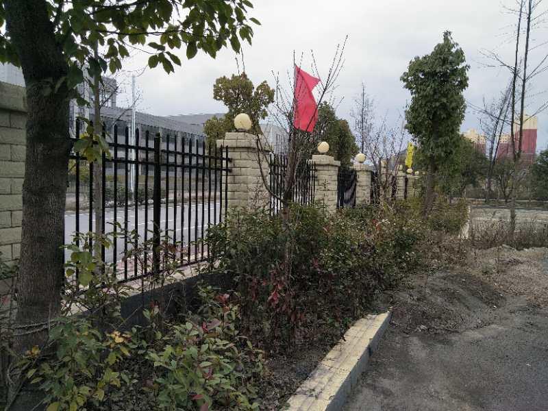 贵阳道路栅栏