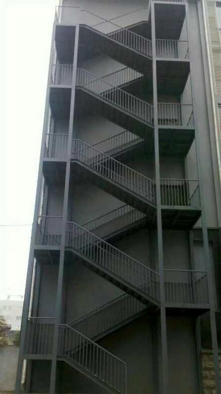 贵阳楼梯护栏