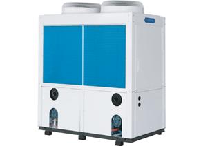 新乡MR系列热回收模块式风冷冷(热)水机组(R410A)