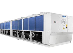 开封LM系列螺杆式风冷冷(热)水机组