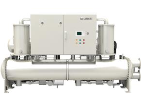 新乡LHE系列螺杆式高效水冷冷水机组