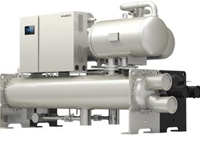 开封LH系列螺杆式水冷冷水机组
