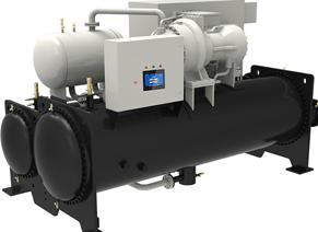 开封CVP系列永磁同步变频离心式热泵机组