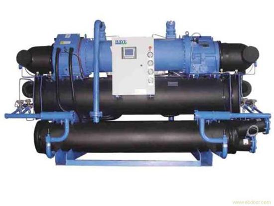 河南地源热泵