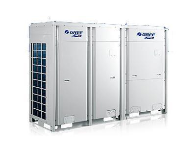 开封格力水源热泵直流变频多联机组
