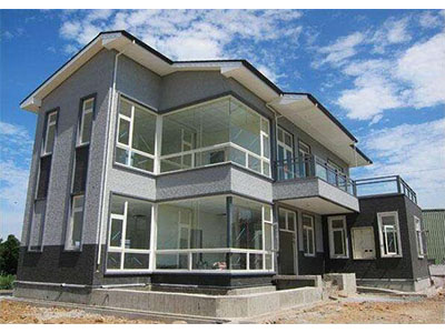 贵州钢结构别墅房